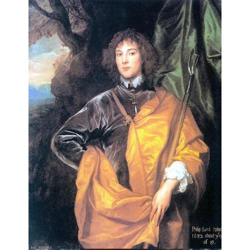 Philip Fourth Lord Wharton