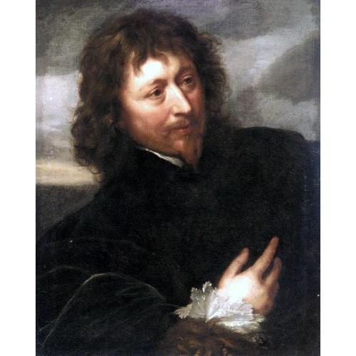 Portrait of Endymion Porter