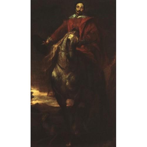 Portrait of the Painter Cornelis de Wae