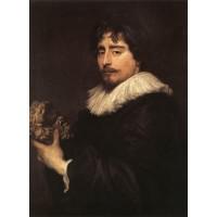 Portrait of the Sculptor Duquesnoy