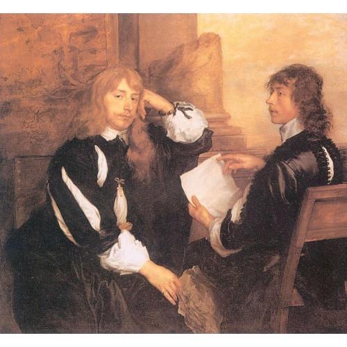 Thomas Killigrew and William Lord Crofts