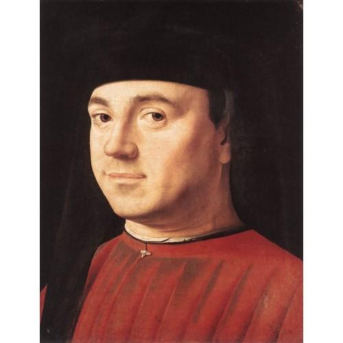 Portrait of a Man 3