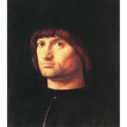 Portrait of a Man (Il Condottiero)