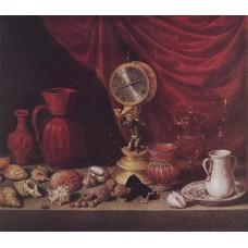 Stiil life with a Pendulum