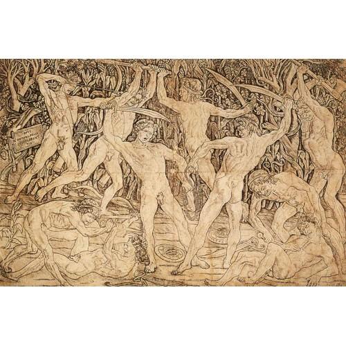 Battle of Ten Nudes