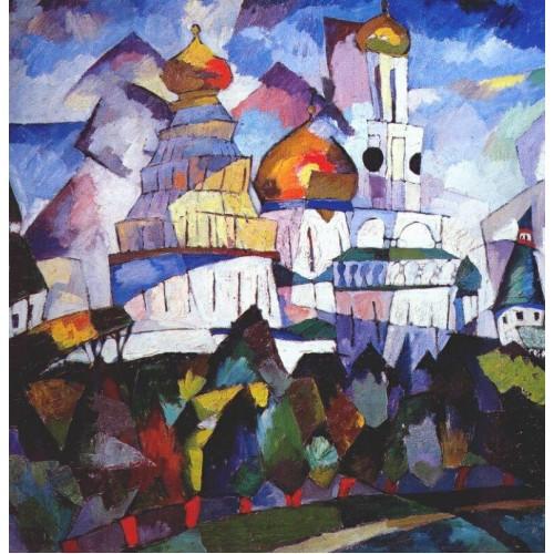 Churches new jerusalem 1917