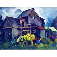 Country house village zyuzino