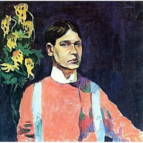 Self portrait 1913