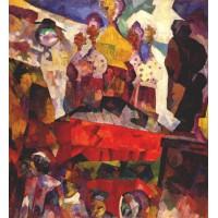 Tverskoi boulevard 1917