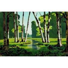 A birch grove 1879 1