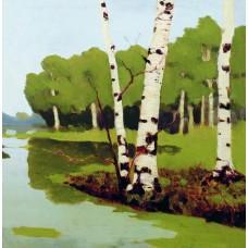 Birches 1879