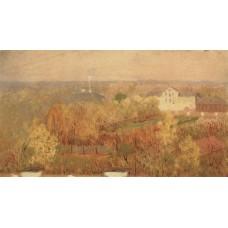 The crimea the southern shore 1887