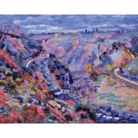 Crozant Landscape 2