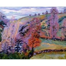 Crozant Landscape 3