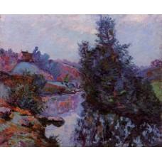 Crozant the Bouchardon Mill