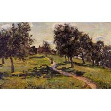 Damiette Apple Trees