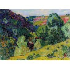 La Creuse Landscape