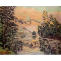 Landscape La Creuse 1