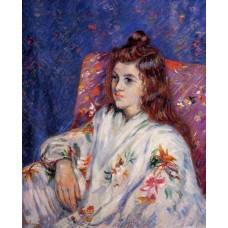 Portrait of Madeleine