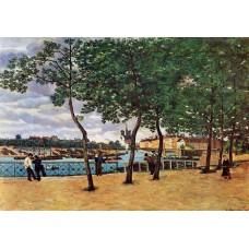 The Seine at Paris