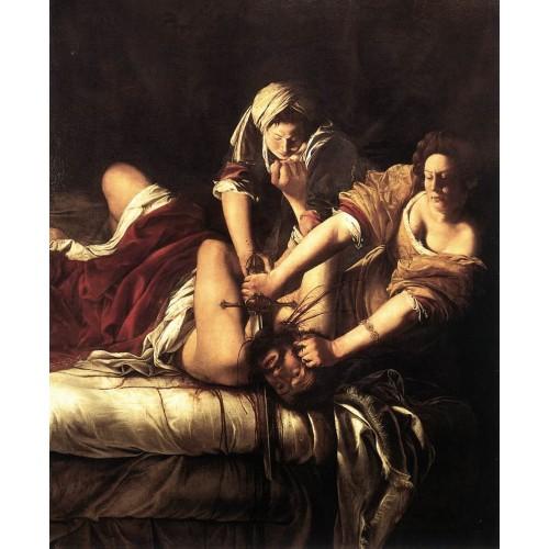 Judith Beheading Holofernes 2
