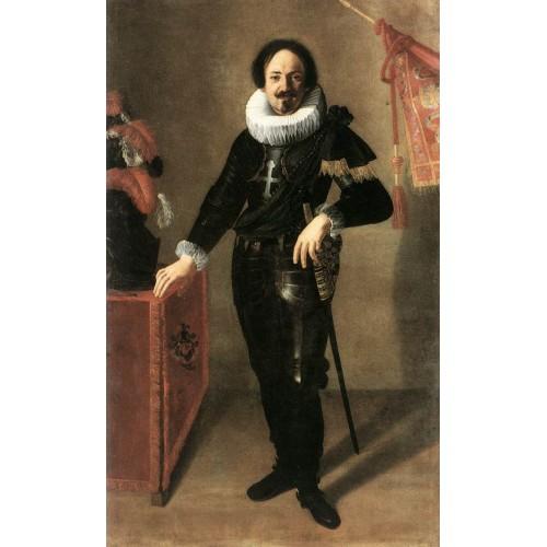 Portrait of a Condottiero