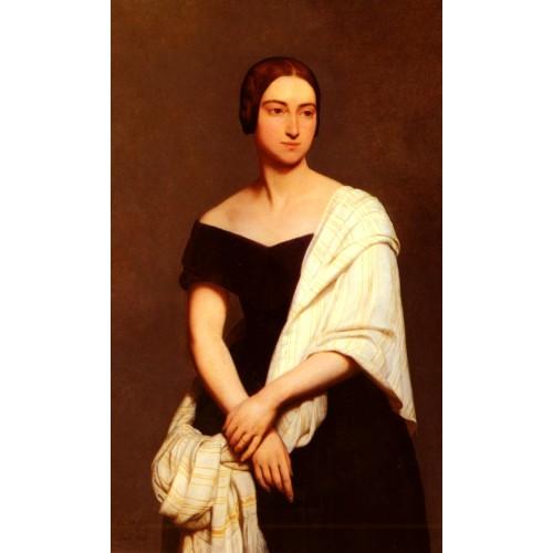 Portrait of Mrs Frederick Kent