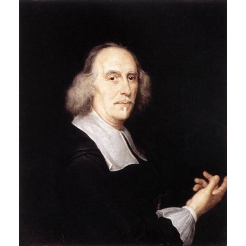 Portrait of Gian Lorenzo Bernini