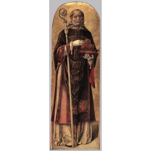 St Nicholas of Bari