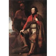 Portrait of Colonel Guy Johnson