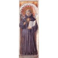 St Nicholas of Tolentino