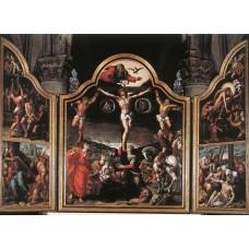 Altarpiece of Calvary