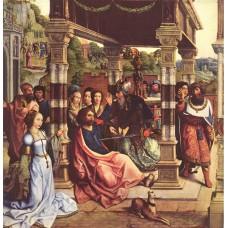 Altarpiece of Sts Thomas and Matthias
