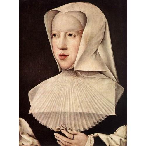 Portrait of Margareta van Oostenrijk