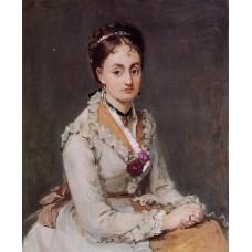 Portrait of Edma