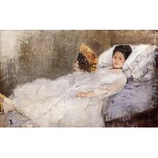 Portrait of Madame Hubbard
