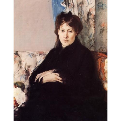 Portrait of Madame Pontillon