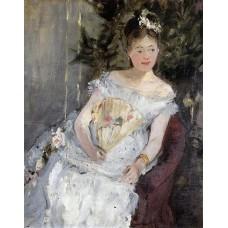 Portrait of Marguerite Carre