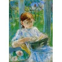 Portrait of the Artist's Daughter Julie Manet