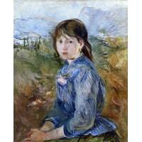 The Little Girl from Nice Celestine