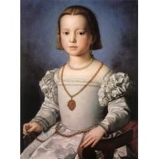 Bia The Illegitimate Daughter of Cosimo I de' Medici