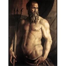 Portrait of Andrea Doria as Neptune