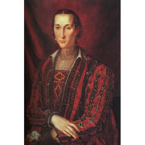 Portrait of Eleanora di Toledo