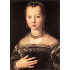 Portrait of Maria de' Medici