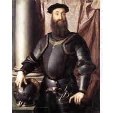 Portrait of Stefano IV Colonna