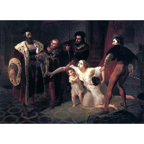 Death of inessa de castro morganatic