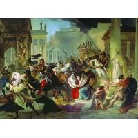 Genserich s invasion of rome 1835