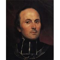 Head of an abbot