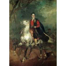 Portrait of a n demidov prince of san donato