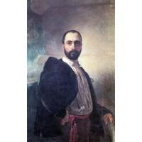 portrait of angelo tittoni 1852